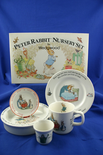 Wedgwood Baby Gifts Uk : No obligation search for wedgwood peter rabbit nursery