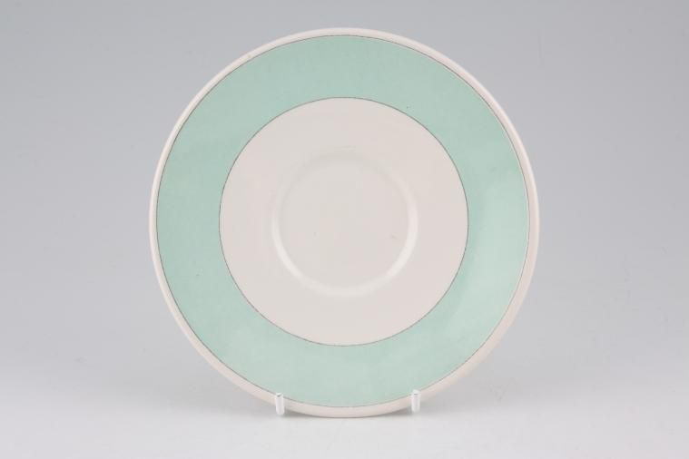 Churchill - Vegetable Patch - Tea Saucer