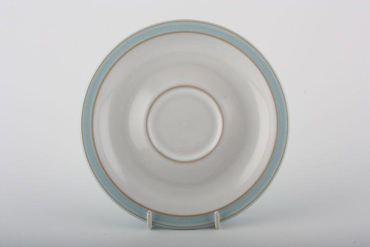 Denby - Blue Linen - Tea Saucer