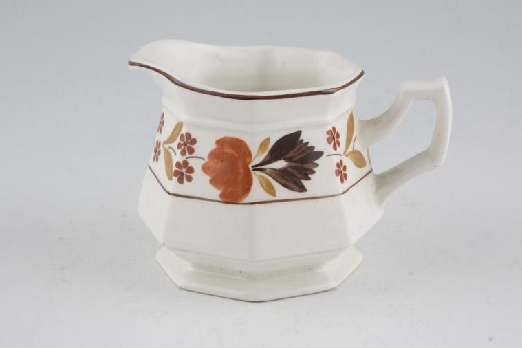 Adams - Goldenvale - Cream Jug
