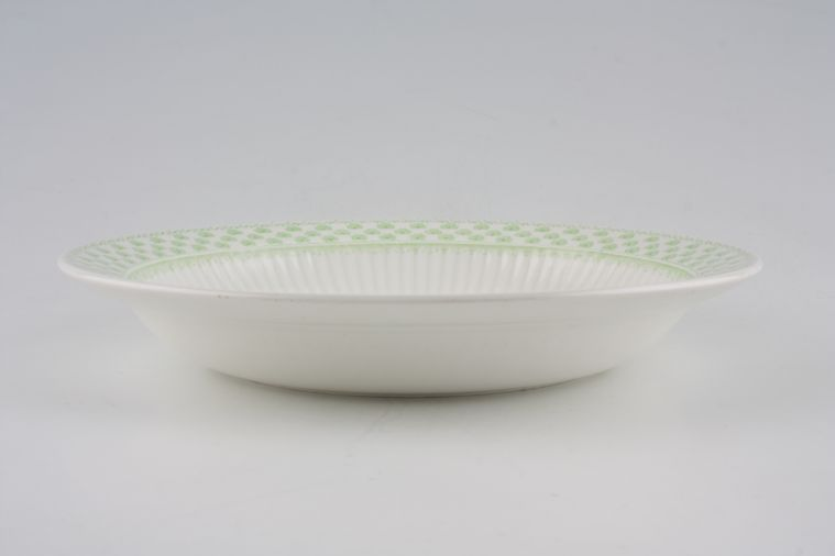 Adams - Shamrock - Rimmed Bowl - Soup - dessert