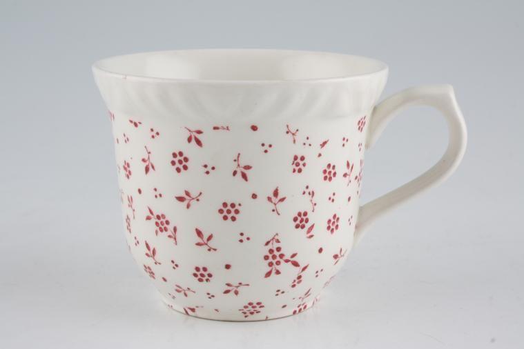 Adams - Sprig - Pink - Teacup