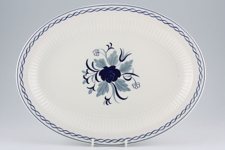 Adams - Baltic - Oval Plate / Platter - Oval