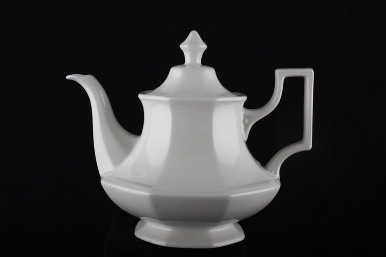 No obligation search for Johnson Brothers - Heritage - White - Teapot