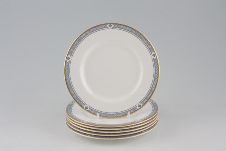 Marks & Spencer - Felsham - Tea / Side / Bread & Butter Plates - Set of 6  - Stock clearance offer. Some seconds.