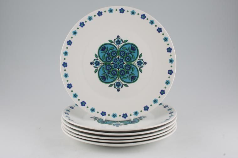 Meakin - Impact - Breakfast / Salad / Luncheon Plates - Set of 6 & Breakfast / Salad / Luncheon Plates - Set of 6 £50.85 | 1 in stock ...