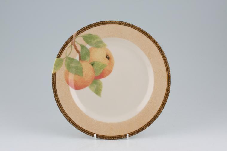 BHS - Queensbury - Starter / Salad / Dessert Plate - With fruit