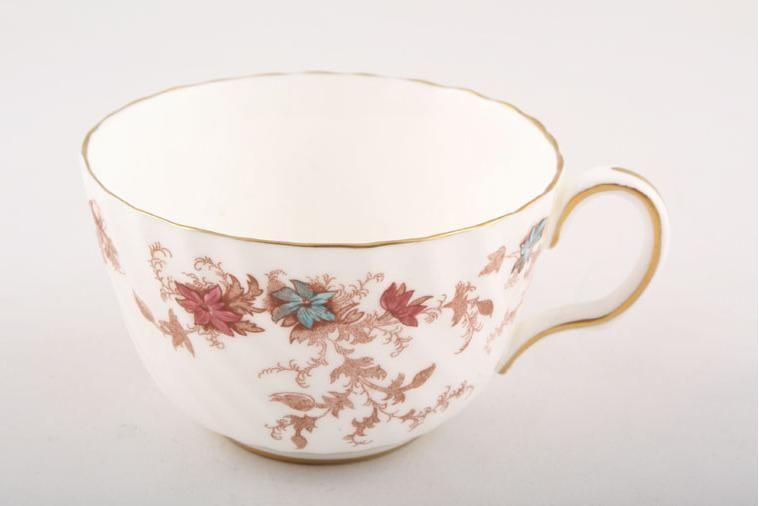 Minton - Ancestral - S376 - Teacup - Fluted rim