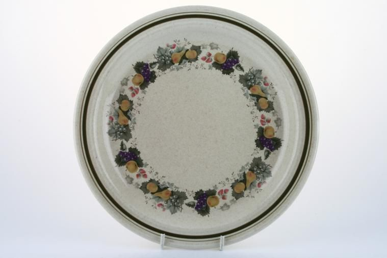 Royal Doulton - Harvest Garland - Thick Line - L.S.1018 - Dinner Plate
