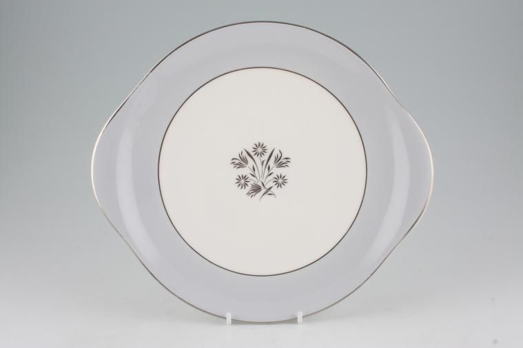Royal Doulton - Kingsmere - Cake Plate - Eared