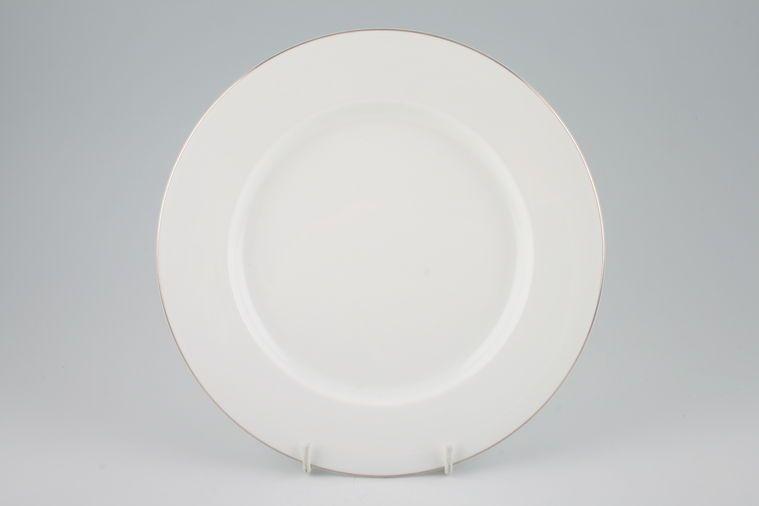 Royal Doulton - Symmetry Platinum - Starter / Salad / Dessert Plate