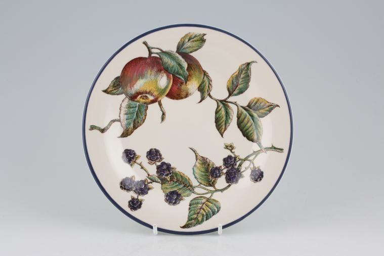 Staffordshire - Autumn Fayre - Tea / Side / Bread & Butter Plate