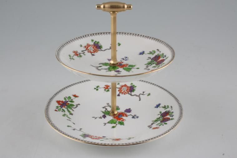 Various - Cake Stands - Mini Stands - Mini Stand - 6M - approx. height 6 1/2