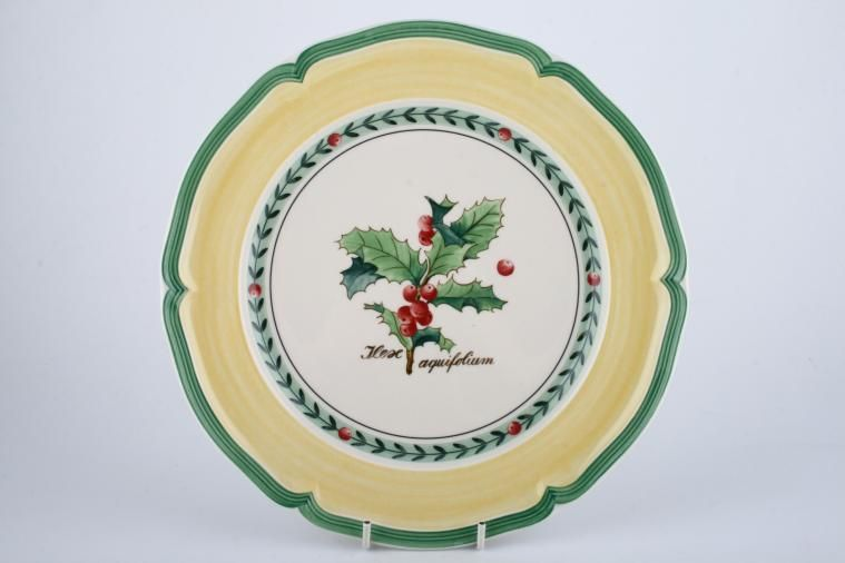 Sell to us villeroy boch french garden christmas for Villeroy and boch french garden