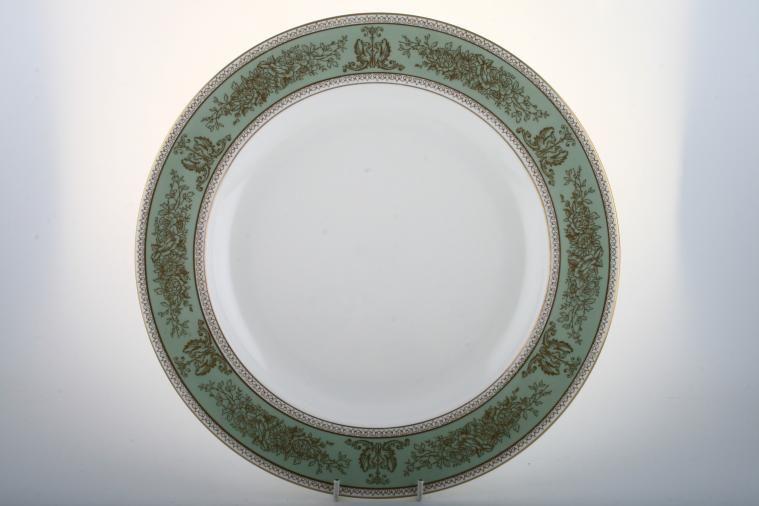 Wedgwood - Columbia - Sage Green - Platter - Round