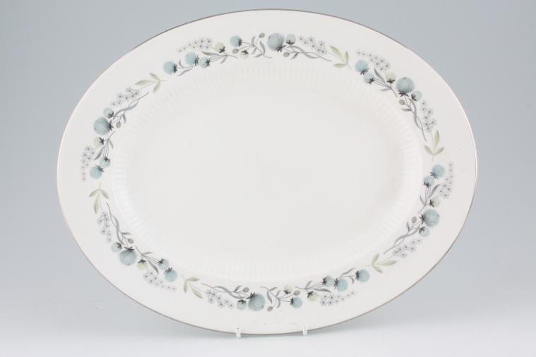 Wedgwood - Boleyn - Oval Plate / Platter